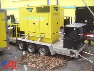 2007 Montrose Utility Trailer