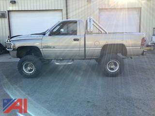 1997 Dodge Ram 1500 Pickup Truck