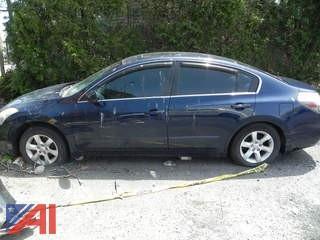 (#1) 2008 Nissan Altima 4 Door