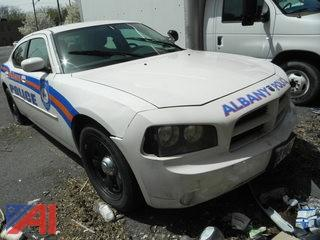 (#2) 2008 Dodge Charger 4DSD/Police Vehicle