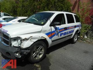(#3) 2006 Dodge Durango SXT SUV/Police Vehicle
