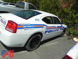 (#5) 2010 Dodge Charger 4 Door/Police Interceptor