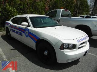 (#6) 2008 Dodge Charger SE 4DSD/Police Vehicle