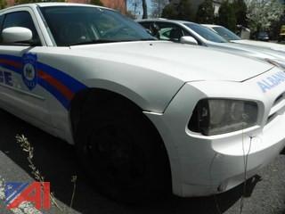 (#8) 2008 Dodge Charger SE 4DSD/Police Vehicle