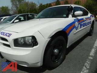 (#10) 2008 Dodge Charger 4 Door/Police Interceptor