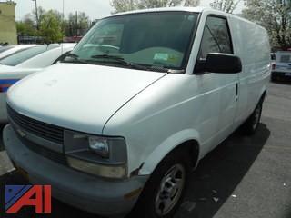**UPDATED** (#12) 2005 Chevy Astro Van