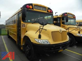 (#55) 2006 International CE 3000 School Bus