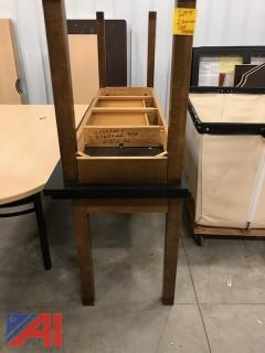 Science Lab Tables with Drawers