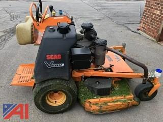 "2014 Scag V-Ride 52"" Stand-On Mower"