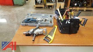 Various Power Tools & Hand Tools