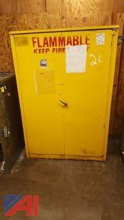 2-Door Flame Proof Cabinet
