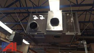 Overhead HVAC Unit