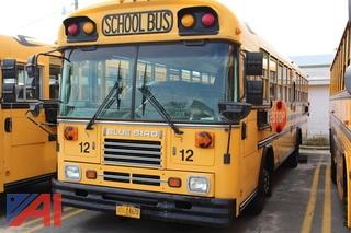1999 Blubird TC2000 School Bus