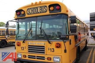 1999 Blue Bird TC2000 School Bus