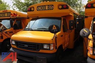 2003 Ford E450 Super Duty Mini School Bus