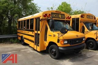 2006 Ford E450 Super Duty Mini School Bus