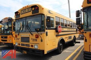2001 Blue Bird TC2000 Wheelchair School Bus