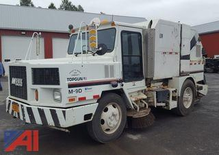 1996 Mobil Athey Sweeper