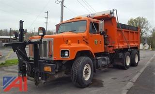 2002 International 2674 Dump Truck