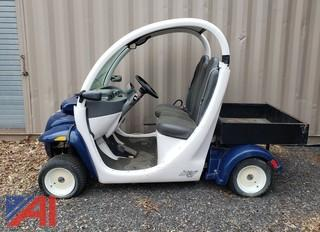 **UPDATED** 2002 Gem E825 Electric Utility Cart