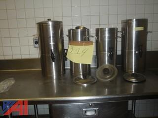 (#114) Hot Water/Coffee Dispenser