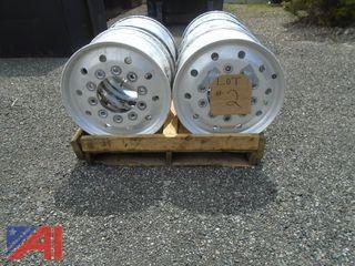 Aluminum ALCOA Rims