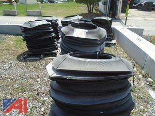 Road Construction Rings for Barrels