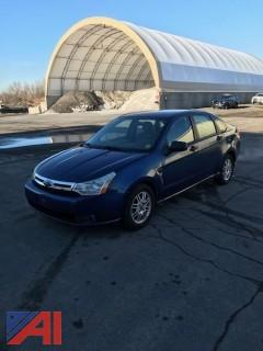 2008 Ford Focus SES 4 Door