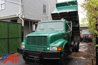 2002 International 4700 Dump Truck