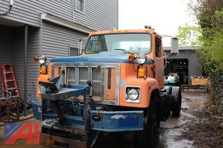 2001 International Navistar 2554 Cab and Chassis