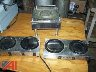 Bunn Coffee Warmers