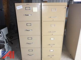 (#1531) File Cabinets