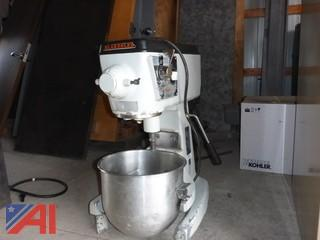 (#1532) Mixer and Commercial Toasters