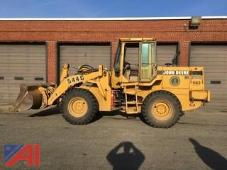 1996 John Deere 544G Front End Wheel Loader
