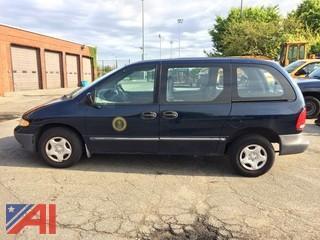 2000 Dodge Caravan Minivan