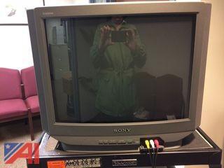 SONY KV-20V80 Trinitron Color TV