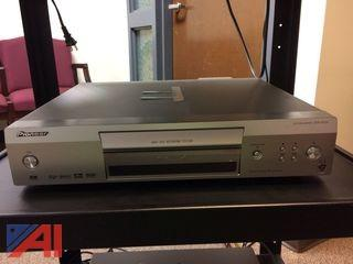 Pioneer DVD Recorder DVR, 810H
