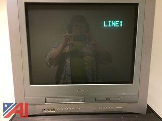 Toshiba TV/DVD/VCR Combination