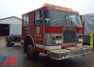 1991 Simon-Duplex Cab & Chassis Fire Truck