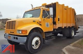 1996 International 4700 Packer/Garbage Truck