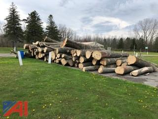 Large Lot of Lumber