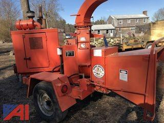 Morbark Eeger Beever 290 Wood Chipper