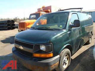 2006 Chevy Express 1500 Van
