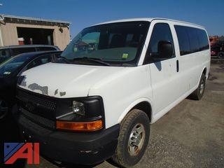 2010 Chevy Express 2500 Van