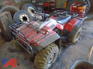 1988 Honda TRX350D ATV