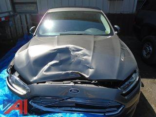 2013 Ford Fusion SE Hybrid 4 Door (Parts Only)
