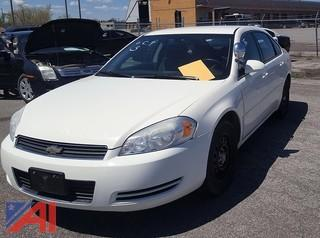 2007 Chevrolet Impala 4DSD/Police Package