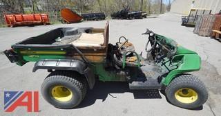 2008 John Deere Gator TX Utility Vehicle
