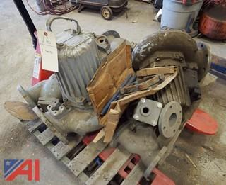Assorted New and Used Pumps and Valves