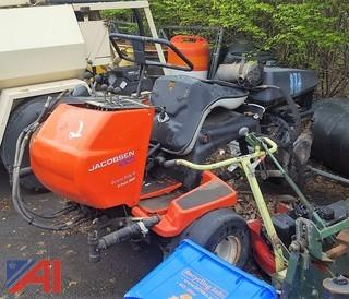 Jacobsen Riding Lawn Mower